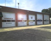 My fire station...