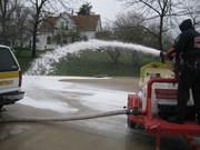 Foam training