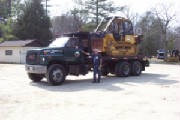 Md Forest Service Tractor
