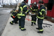 Worcester Memorial Fire Training 2