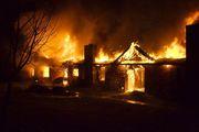 Castlerock Condo Fire