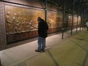 FDNY 9/11 Memorial Wall- January 2009