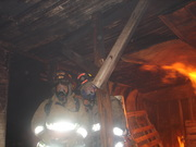 TRAINING FIRE 009