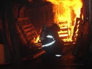 TRAINING FIRE 008