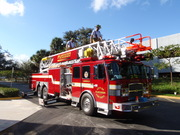 Ladder 23 at Drill