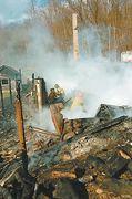 Bladensburg fire