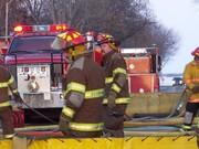 Lewisville Fire Feburary 28, 09 029