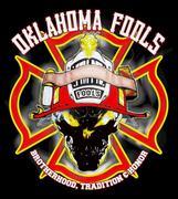 Oklahoma Fools Logo simulared copy