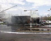 East Side 2 - Gas Station Fire