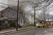 Vernon, Ct 2nd alarm