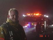 Fellow Firefighter - FF Joe Carlson