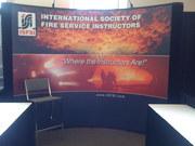 New ISFSI Exhibit Booth