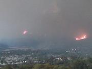 Santa Barbara Wildfires