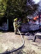 Collinsville2 2009 Live Burn