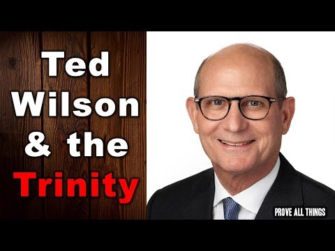 Ted Wilson & the Trinity - Prove All Things 11