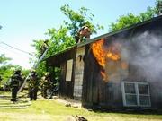 Collinsville5 2009 Live Burn