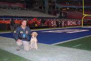 Terry & Retha at Super Bowl