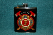 IAFF Flask