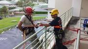 High Angle Rescue Class