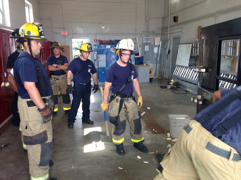 Forcible Entry In-Service