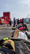 Live Fire Fighting Training May 2015