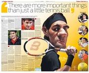 DUBAI OPEN TENNIS 2010