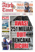The Atjeh Times   Edition 12