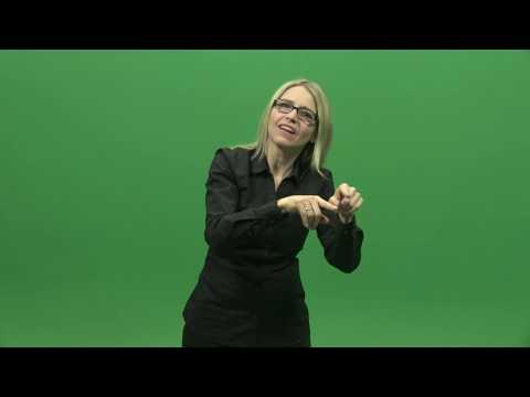 Nouveau programme pour former des interprètes en langue des signes