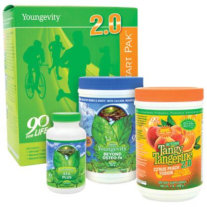 Healthy Body Start Pak 2.0 (Item no. 10252)