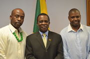 Grenada Prime Minister Supports Casting Call