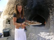 Cinnamon Rolls for Hippies on the Beach