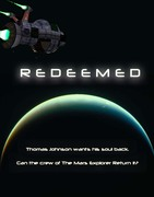 Redeemed Movie Poster Concept
