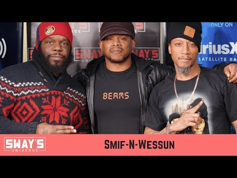 Legendary Hip-Hop Duo Smif N Wessun On Album 'The All' Produced by 9th Wonder & The Soul Council