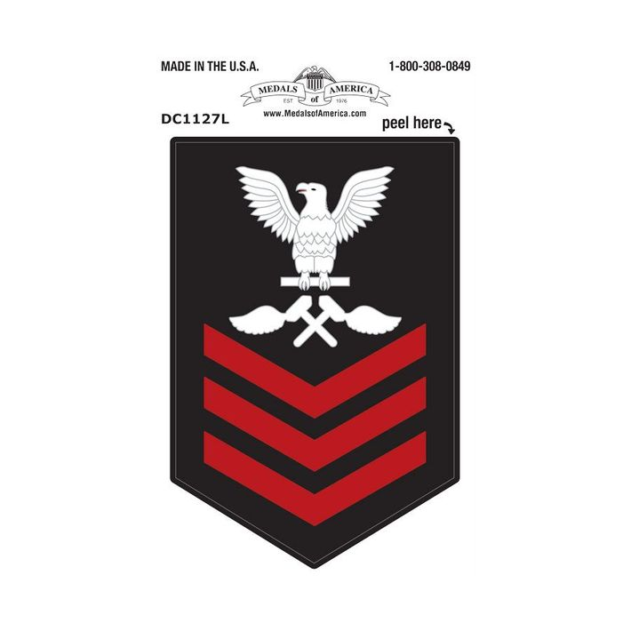 AMS1 PO1 Rate Red Patch