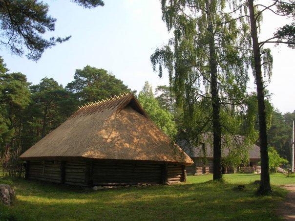 эстонская деревня