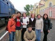 молодые финно-угроведы на ИФУСКО 2006 в Йошкар-Оле