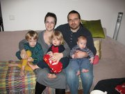 Family photo nov 2008