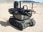Remotely operated weapons