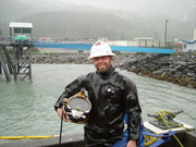 Diving in Alaska