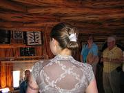 Navajo Hair Lady