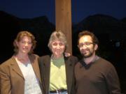 Amazing People!  Lee, Slyvia and JJ