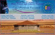 Earth Day 4 Corners Peace Prayer & Concert