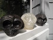 Ancient Skulls and Orbs