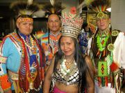 Gathering of Nations Pow Wow 2011
