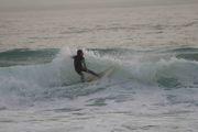 Misty Cliffs surf