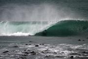 Perfect Kalk Bay Barrel