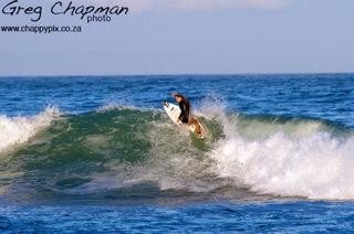 A free surf before SA Champs