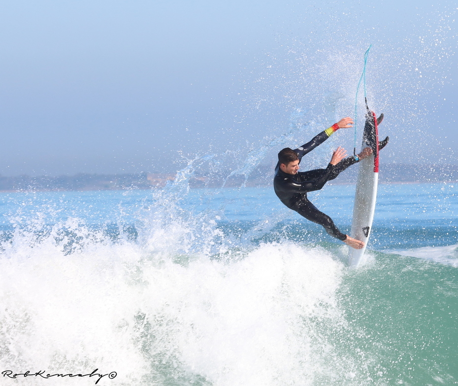 Diran Zak..Ripping up the west coast