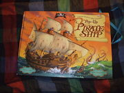 Pirate Ship Pop-Up Book