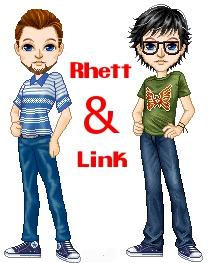 Rhett & Link Avatars
